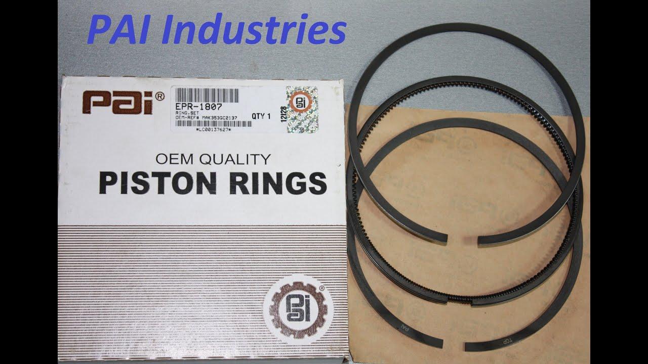 кольца renault magnum