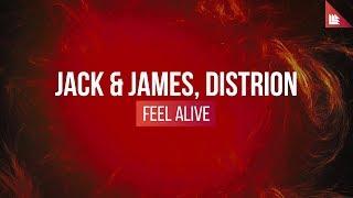 Jack & James, Distrion - Feel Alive