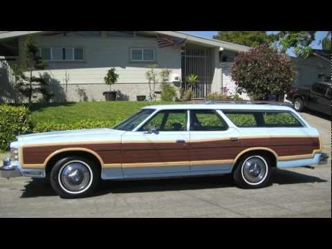 Un-Official Country Squire (wagon) Song and Video.