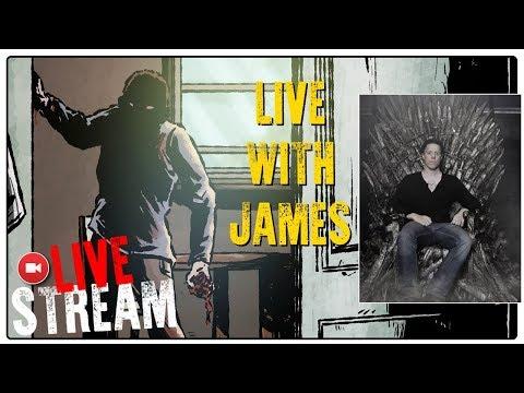 MAPP LIVE : ART STREAM - DOOMSDAY KINGDOM ISSUE 3 Q&A with JAMES MILNE