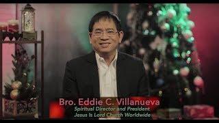 Bro. Eddie's New Year Message