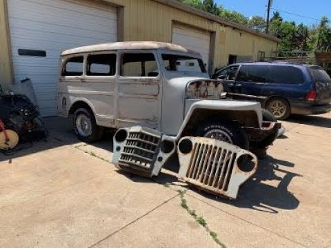 67 Nova: Hudson's Classic Car Junk Yard - Western North Carolina