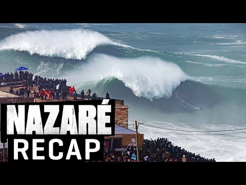 Nazaré Big Wave