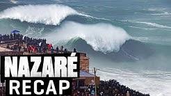 Nazaré Big Wave Tow Surfing Challenge RECAP