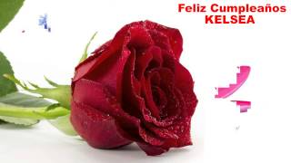 Kelsea - flowers - Happy Birthday