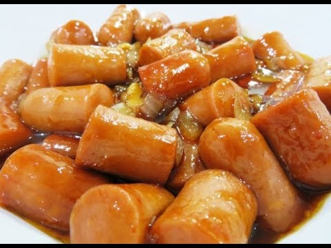 Resepi Sambal Hotdog Sawanila Com