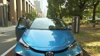 видео Хонда представит автомобиль на водороде