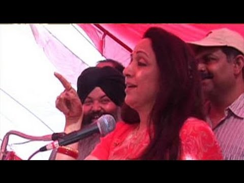 Basanti needs you, says Hema Malini to voters