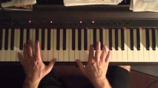 Point Of Know Return by Kansas ( Piano Tutorial - Part 1 )