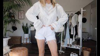 Flirty Spring Summer Outfit Ideas