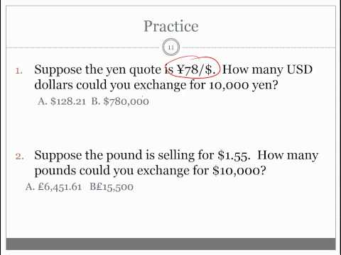 Global Finance 2 Currency Quote Conversions and Appreciations