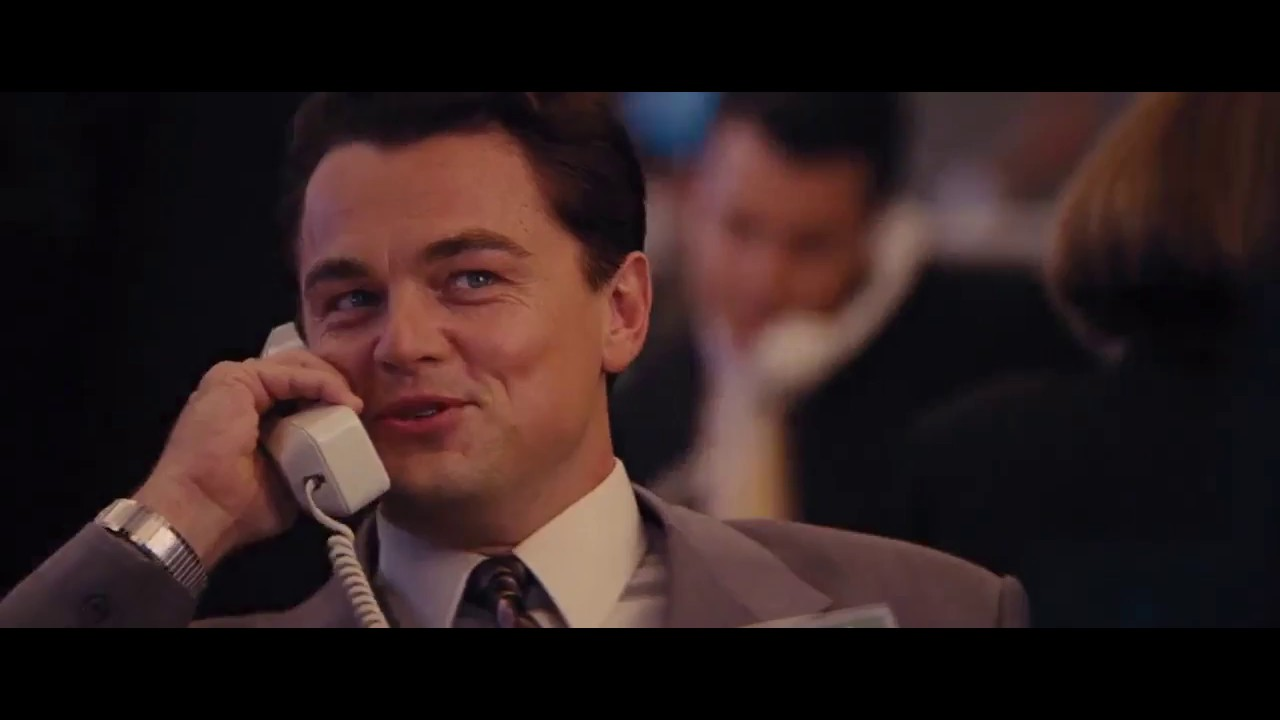 Download The Wolf of the Wall Street (2013): Jordan's First Day at Wall Street