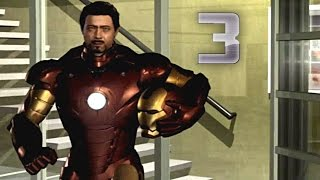Iron Man The Movie Game Part 3 - Whiplash?