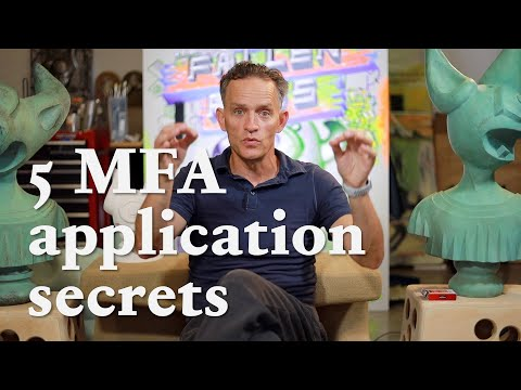 Insiders Secrets To A Killer MFA Application | Application How-to | Episode 88