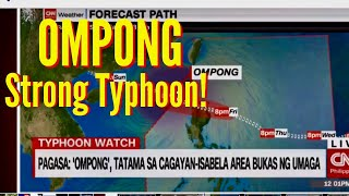 TYPHOON OMPONG latest update! Top News Philippines! September 14, 2018