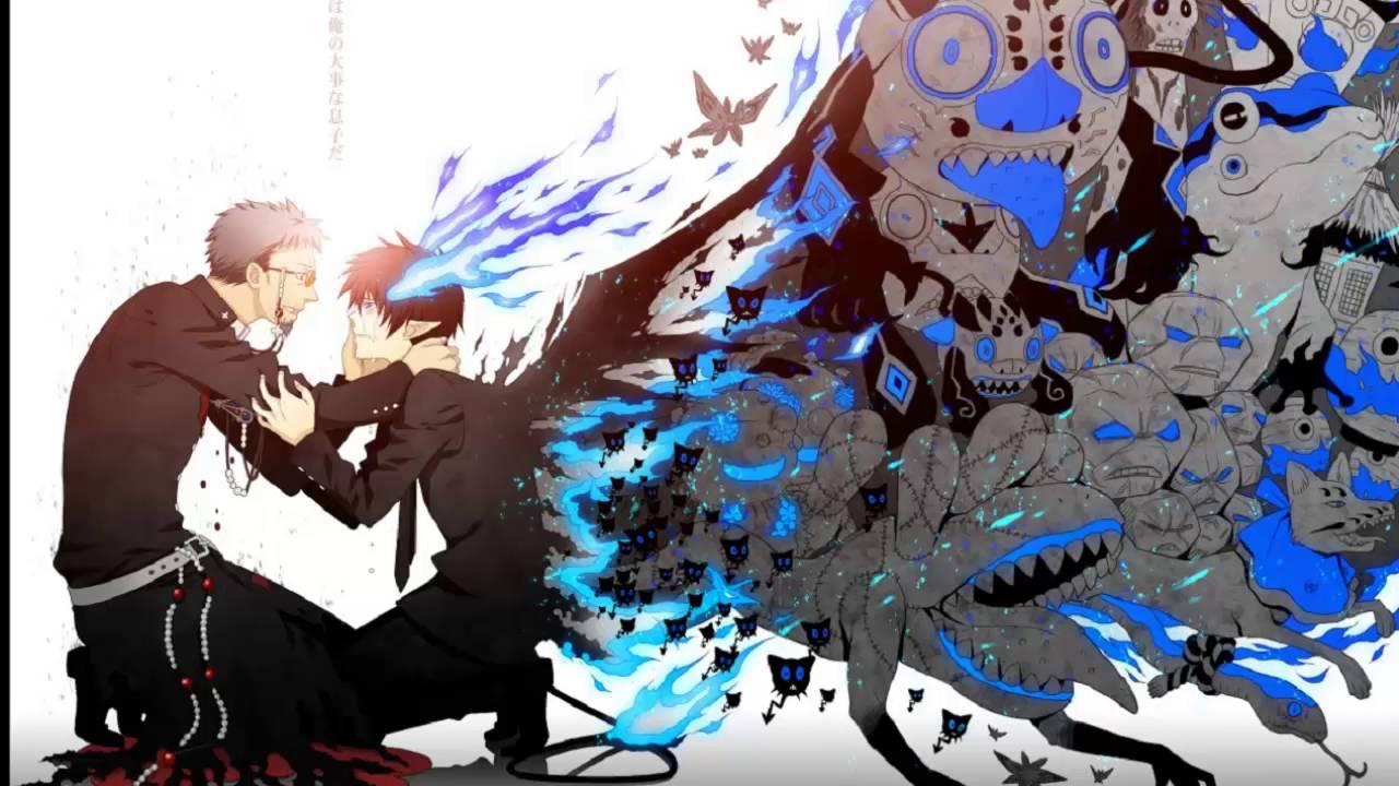 musica do anime ao no exorcist