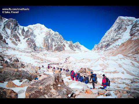 HMI Basic Mountaineering Course 306