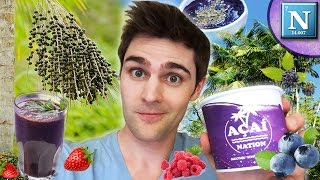 How You Actually Say Acai