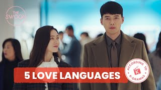 Download The 5 love languages | According to Korean Dramas [ENG SUB]