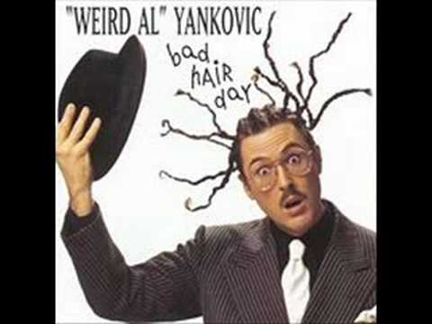 Weird Al Yankovic- Amish Paradise