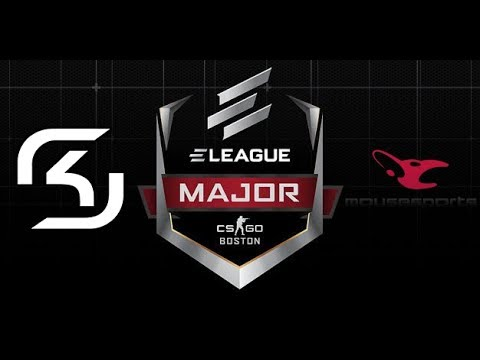Boston ELeauge Major 2018 LIVE! Sk Gaming VS Mouse Sports