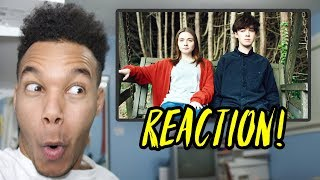 End of the F***ing World Season 1 Episode 1 REACTION!