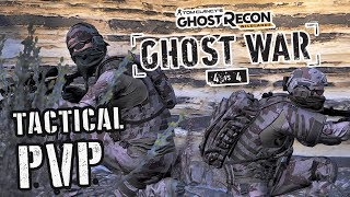🔴 GHOST RECON WILDLANDS PVP | Improvise, Adapt, Overcome! | GHOST WAR (Tactical Gameplay)