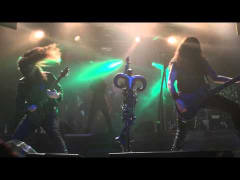 Cradle Of Filth - The Forest Whispers My Name Live in Nosturi 2015
