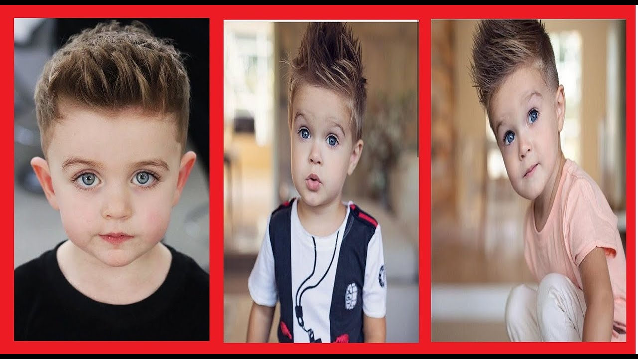 Baby Boy Hairstyles 2021 Cool Hair Cut For Boys Updated Youtube