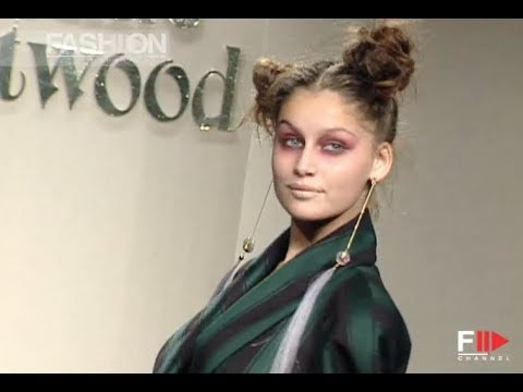 VIVIENNE WESTWOOD Fall Winter 1996 1997 Paris - Fashion Channel