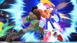Top 10 Little Mac KO Punches - Super Smash Bros for Wii U