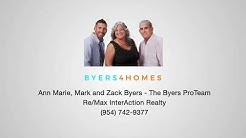 Reviews for Realtors in Sunrise, FL - Ann Marie Byers   RE/MAX InterAction Realty