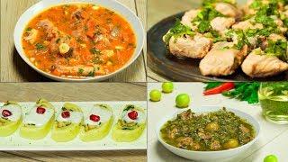 4 популярных рецепта грузинской кухни от Всегда Вкусно!