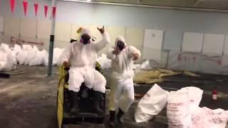 Asbestos  remove front  Texas