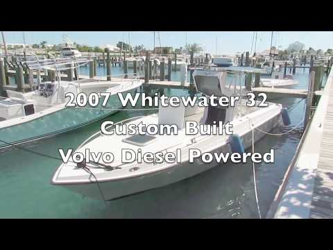 2007 Whitewater 32 For Sale Bahamas