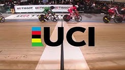 Men's Omnium/Points Race -  2018 UCI Track Cycling World Championships