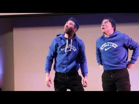 Театральный Бой. Король импровизации. Раунд 1. Игорь Клычков и Андрей Горбатый