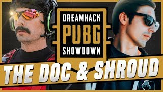 Shroud & Dr DisRespect showing how it's done at Dreamhack thumbnail