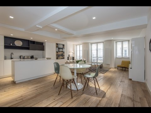 (Ref: 06016) 1-Bedroom furnished apartment on rue Guisarde (Paris 6th)
