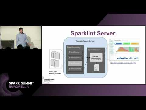 SparkLint: a Tool for Monitoring, Identifying and Tuning Inefficient Spark Jobs (Simon Whitear)