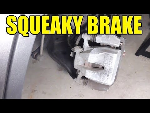 How to Fix Squeaky Brake Noise In Your Car
