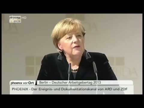Dr. Angela Merkel The Proof Of The Pudding Is The Eating