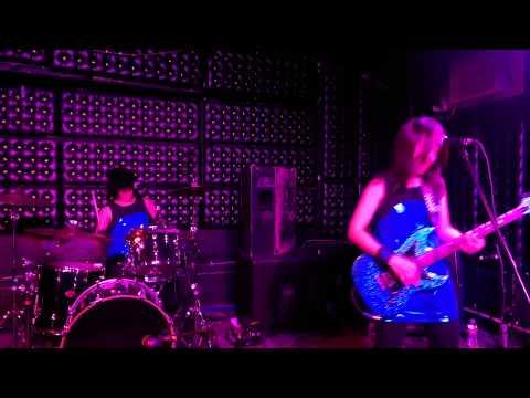 Shonen Knife - Pop Tune & Bear Up Bison Live @ The Casbah - 10/7/2014