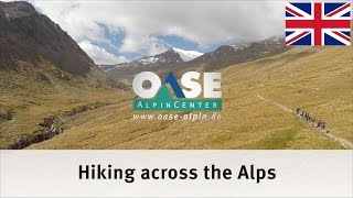 E5: Hiking across the Alps