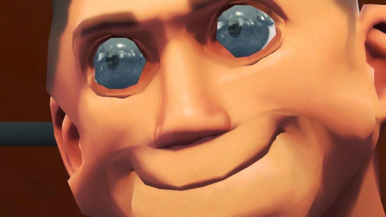 Weird Tf2 Faces 9