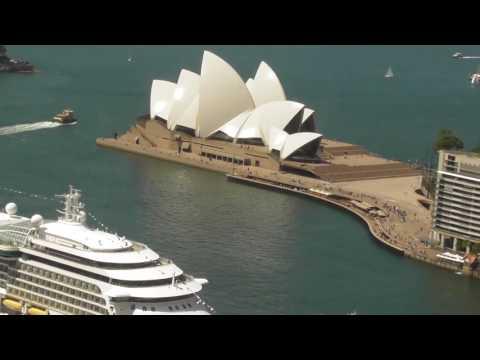 Sydney - Shangri La Hotel - Horizon Club Room - Premier Grand Harbour View
