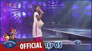 vietnam idol kids 2017- tap 5 - hue thuong - thu uyen