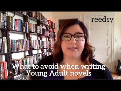 5 Things to Avoid When Writing a YA Novel