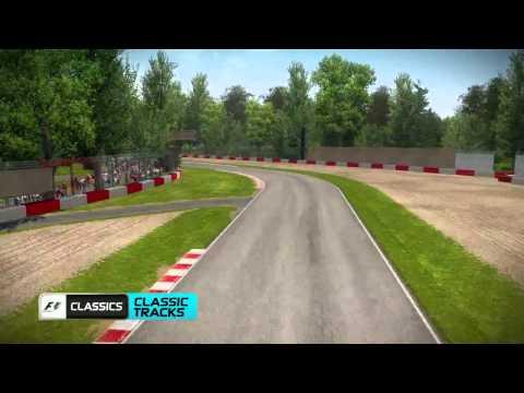 F1 2013 (F1 Classics: Classic Tracks Pack)