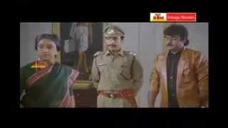 City Police Telugu Movie Part -14  Vijay Kanth, Suma